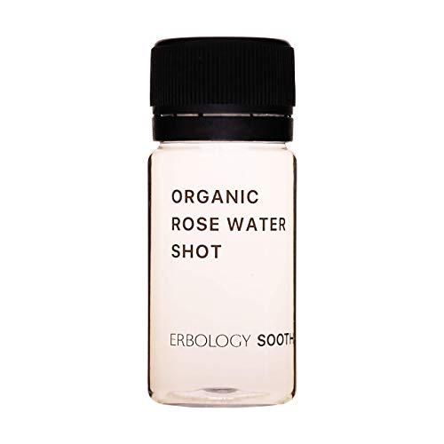 Acqua di Rose Bio (12 x 40ml Bottiglie - Dose Giornaliera) - Distillato dai Fiori di Rosa Damascena - Qualità del Cibo