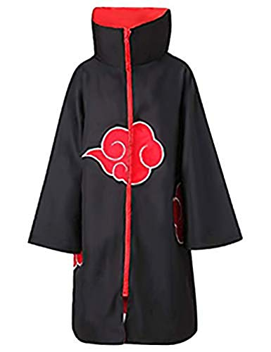 Ainiel Unisex Robe Halloween Party Cosplay Costume Cloak (XXL, Without Accessories)