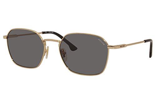 Police Unisex TUXEDO 1 Sonnenbrille, SHINY TOTAL ROSE GOLD, 55