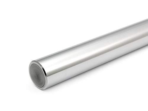 Präzisionswelle 8mm h6 geschliffen und gehärtet - ZUSCHNITT 10 bis 2000mm (14,50 EUR/m + 0,25 EUR pro Schnitt, min. 2,50 EUR) 500mm