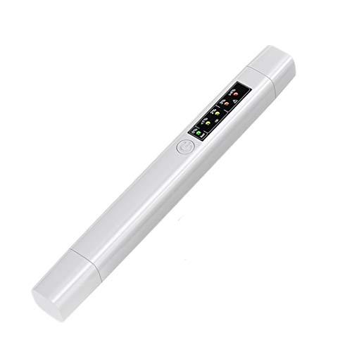 Guangcailun Líquido de frenos del probador de plástico LED de freno Pen Testing aceite comprobador de líquido de frenos DOT 5. portátil DOT 3 DOT 4 medidor del aceite del coche DOT5