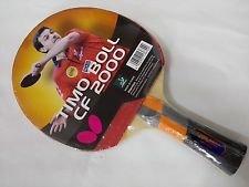 Butterfly Timo Boll Cf 2000 Fl Shakehand Table Tennis Racket, Multicolour
