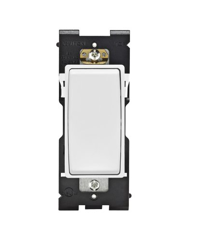 Aplicaciones de interruptor Leviton Renu, 15A-120/277VAC