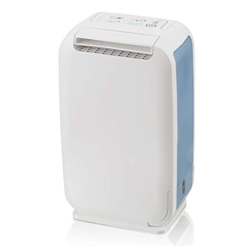 EcoAir | DD1 Mini | Electronic Control | 6 Litre per Day | Quiet 32dBA | Anti Allergy Filter | Laundry Mode | Light Weight 5.1Kg | 2YR Warranty | Desiccant Dehumidifier