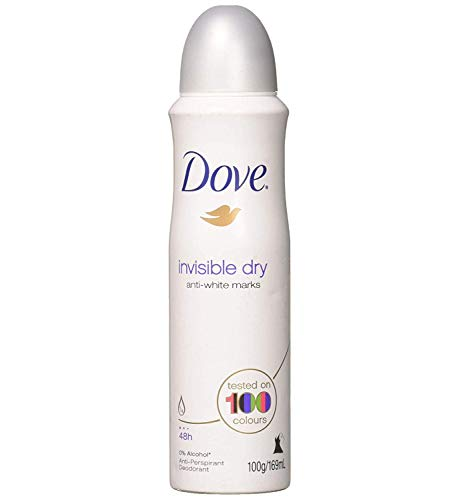 Dove Deodorante Spray invisible Dry, 150ml