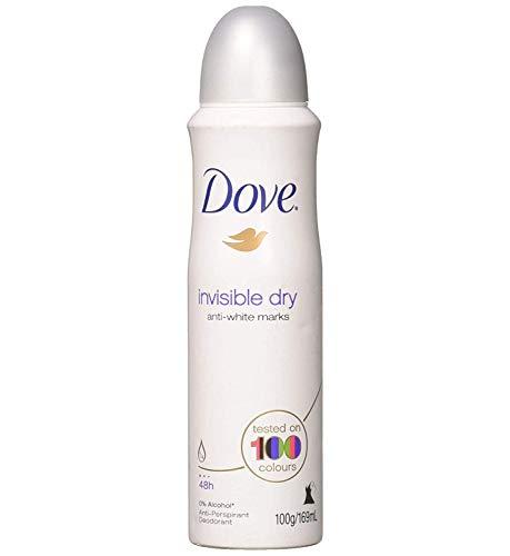 Dove Deodorante - Invisible Dry, Spray - 150 ml