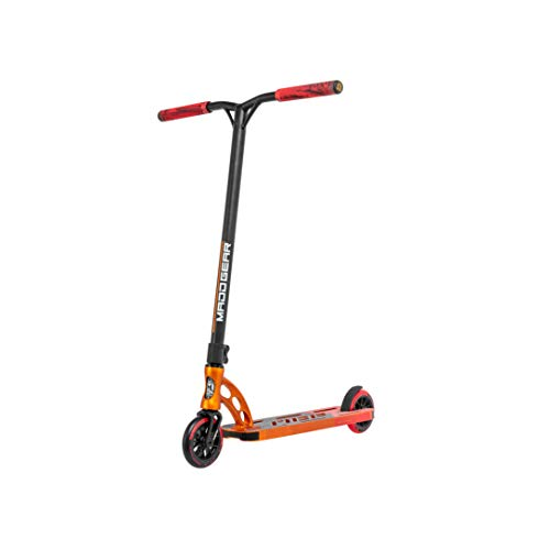 MADD MGP Gear VX Original Team Freestyle Stunt Scooter Roller Kickscooter Tretroller Stuntscooter (orange)