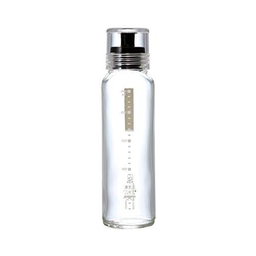 Hario Slim Dressing Bottle, 240ml, Black