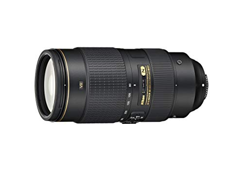 Nikon AF-S FX NIKKOR 80-400mm f.4.5-5.6G ED Vibration Reduction Zoom Lens with Auto...
