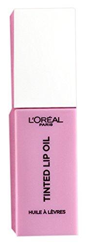 L'Oréal Paris Olio Nutriente Colorato per Labbra,...