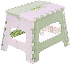 IPRIME 28 x 28 x 37 cm Colore: Verde Mini Sgabello Pieghevole da Campeggio