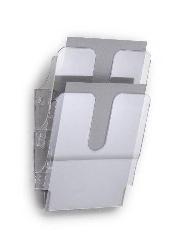 Durable 1709008400 Prospektspenderset (Flexiplus 2 A4) 1 Set transparent