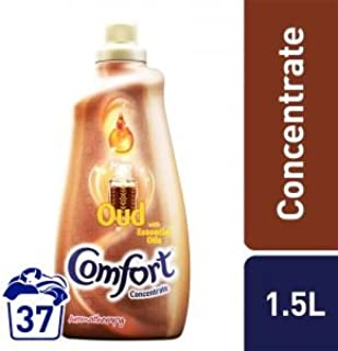 Comfort Perfumes Deluxe Concentrated Fabric Softener Luxurious Oud, 1.5L