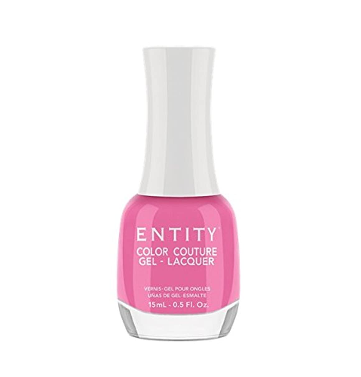 砂懺悔に勝るEntity Color Couture Gel-Lacquer - Sweet Chic - 15 ml/0.5 oz