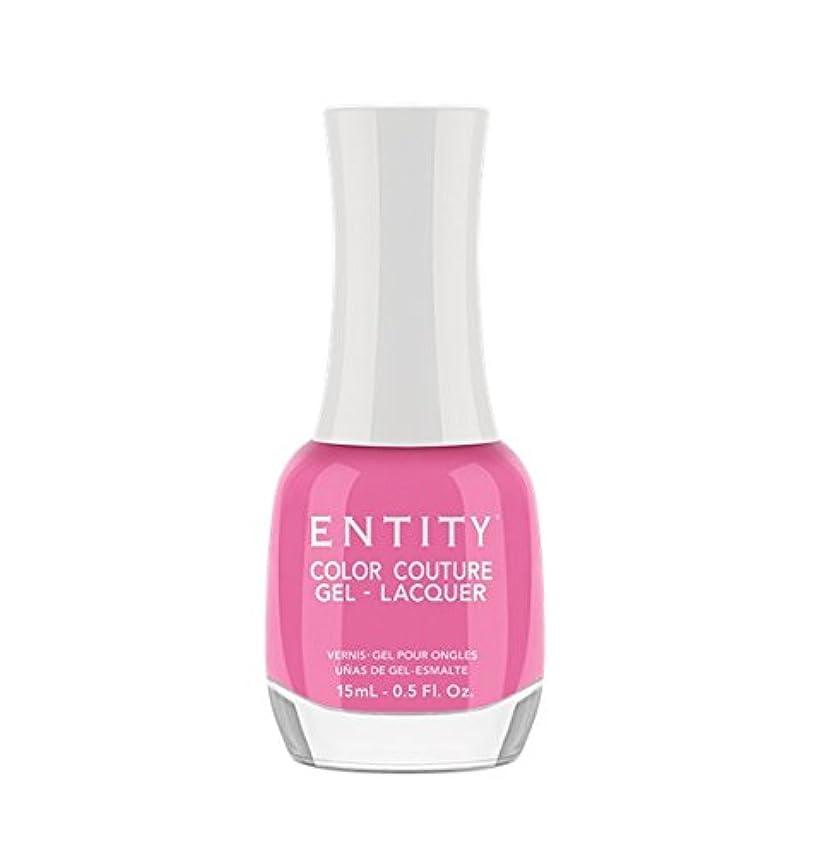 レンド失純正Entity Color Couture Gel-Lacquer - Sweet Chic - 15 ml/0.5 oz