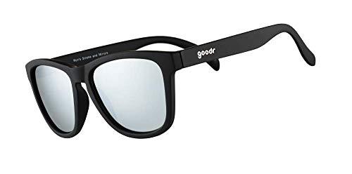 goodr OG Sunglasses - Ron's Smoke and Mirrors