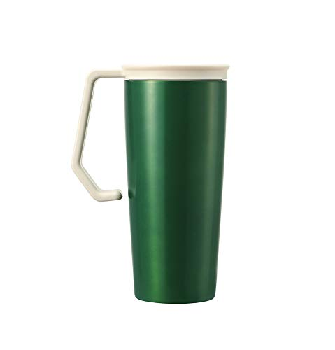 StarbucksスターバックスSSステンレスグリーンチャビーハンドルタンブラーSSgreenchubbyhandletumbler473ml(16oz)海外限定品日本未発売スタバタンブラー