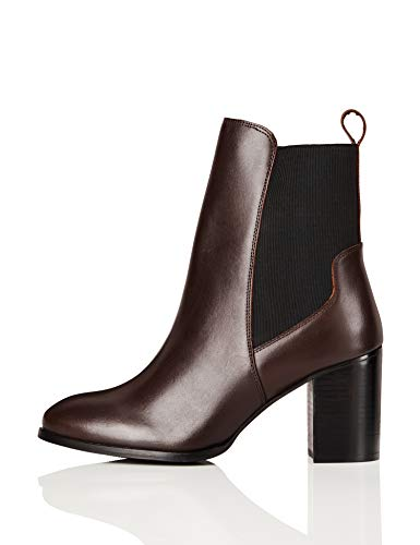 find. AS-75-1W4-008 Chelsea Boots, Lila Pflaume, 36 EU