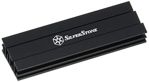 SILVERSTONE M.2 SSD専用放熱ヒートシンクパッド SST-...
