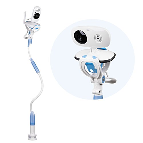 FlexxiCam | Universal Baby Monitor Holder with Strap | Flexible Baby Camera Mount Shelf | No...