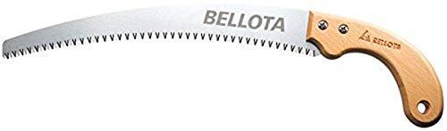 Bellota 4587-11 - Serrucho, Sierra de poda con dentado japonés y hoja curva