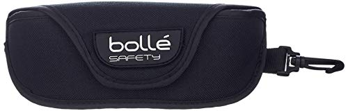 Bolle ETUIB Semirigid Polyester Case with Belt Clip and with Belt Loop, 18cm x 9cm x 24cm, Black