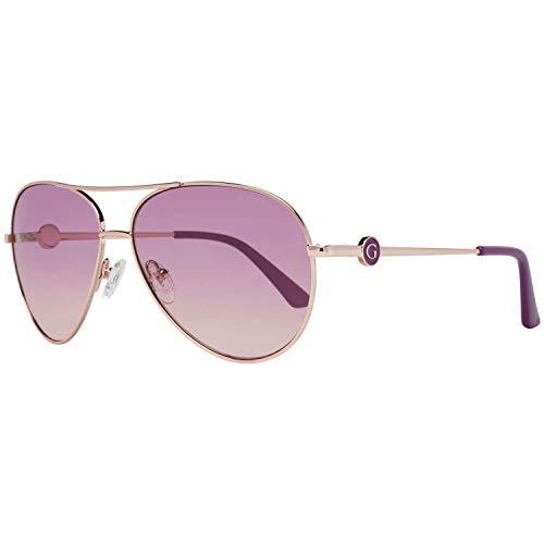 Guess Damen Sonnenbrillen GU7641, 28Z, 60