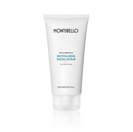 Montibello Revitalising Facial Scrub 150ml (Exfoliante Facial)