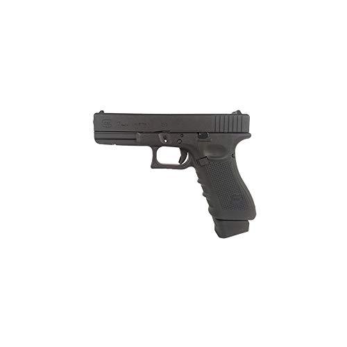 Glock Airsoft Pistole G17 Gen 4 schwarz- Semi Automatische CO2 -Blowback-0,5 Joule