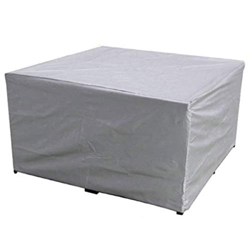 Cubiertas de cubierta impermeable al aire libre de la cubierta de muebles Sofá Silla Mesa cubierta jardín Patio Playa protector de lluvia nieve polvo cubierta de muebles 771 ( Size : 244x244x90cm )