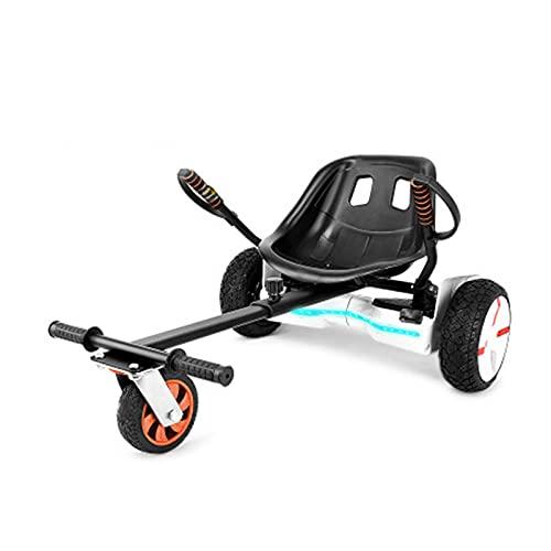 CCCYT Ajustable Hoverkart para 6.5-10 Pulgadas Hoverboard Accesorios Smart Electric Scooter Go Karting Kart para Adultos Niños