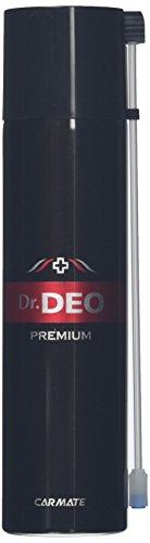 カーメイト 車用 除菌消臭剤 ドクターデオ Dr.DEO プレミアム スプレー型 エアコンスプレー 無香 安定化二酸化塩素 90ml D221