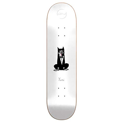 Almost Skateboard Yuri Facchinari R7 White 8.375