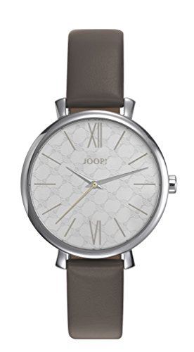 Joop! Damen Analog Quarz Uhr mit Leder Armband JP101962002