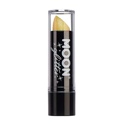 Moon Glitter - Lippenstift mit schillerndem Glitter - 5gr - Gelb