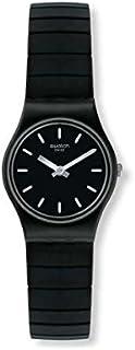 ساعة كوارتز للكبار من الجنسين من كاسيو، شاشة انالوج وسوار من السيليكون LB183A