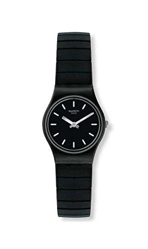 Swatch Orologio Analogico Quarzo da Donna con Cinturino in Acciaio Inox LB183A