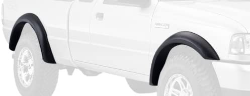 Bushwacker 21910-01 Ford Extend-A-Fender Flare of - 4 Set Daily bargain sale Outlet sale feature