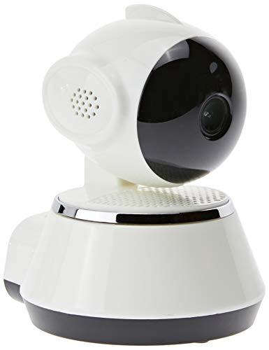 JANDEI - Camara IP WiFi P2P Cámara De Vídeo Vigilancia HD con Visión Nocturna con Detección De Movimientos. con Micrófono Y Altavoz. Compatible con iOS, Android.