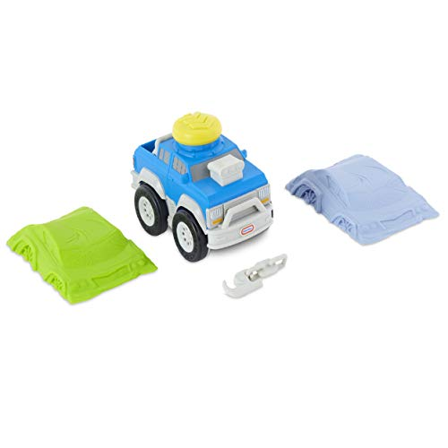 Little Tikes Slammin Racers Power Rigs Monster Truck Vehicle w/ Sounds, Mutilcolored