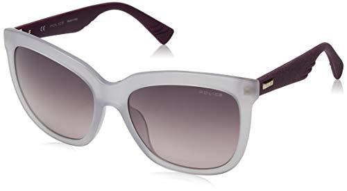 Police Spl410 - Gafas de sol cuadradas para mujer