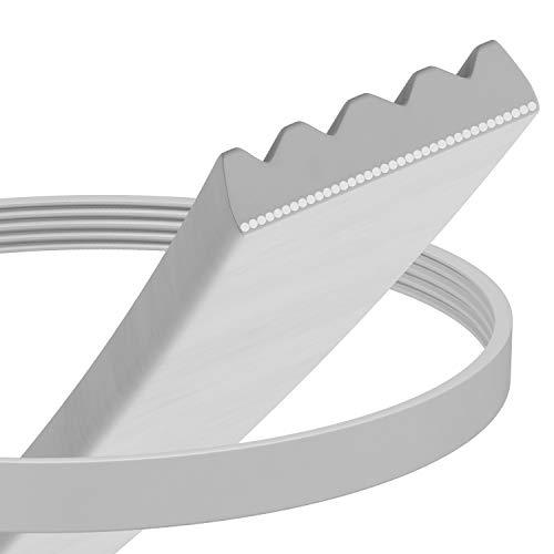 Correa trapezoidal 1270 J5 1270J5 Correa de transmisión para secadora AEG/Samsung/Whirlpool/Bauknecht