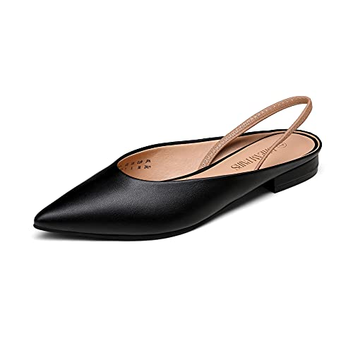 Top 10 best selling list for flat pointed toe slingback shoes
