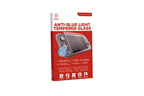 Anti Blue Light Tempered Glass Screen Protector (Nintendo Switch Lite)