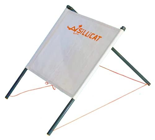 Silla de Playa Plegable | Beach Chair Ultra portátil de Aluminio Sillicat Hecho en España