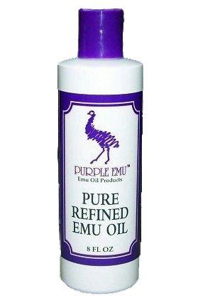Purple Emu Certified Refined Bottle