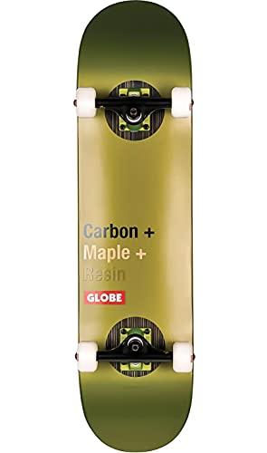 Globe G3 Bar Brett, Erwachsene, Unisex, Impact/Olive (Grün), 8.0FU