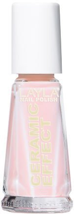 Smalto Layla Ceramic Effect N.3 Sweet Pink Nail Polish by LAYLA COSMETICS