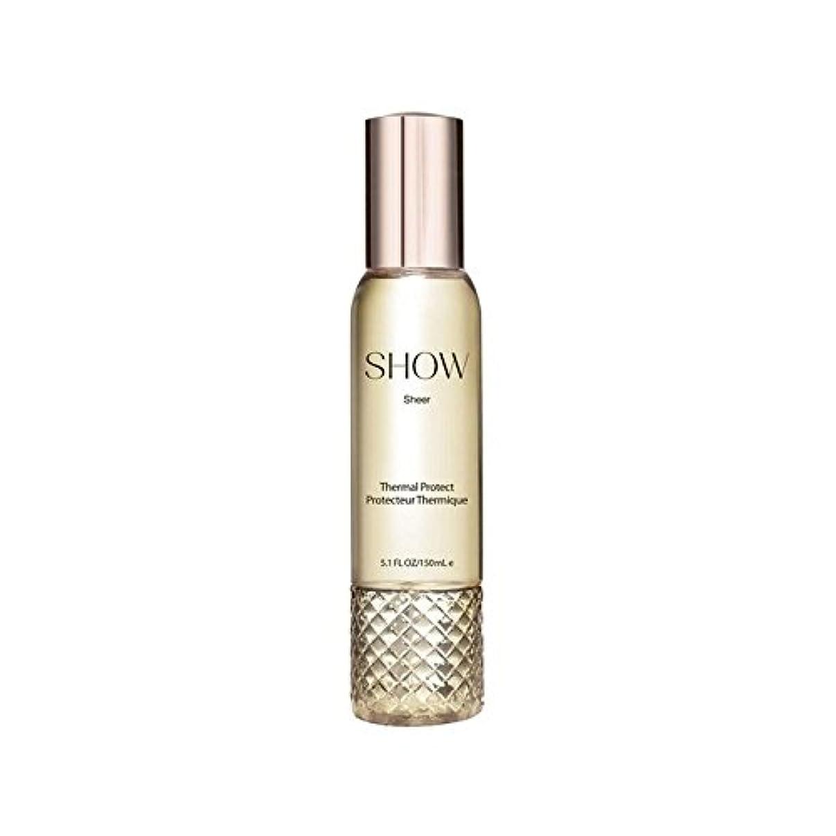 情熱不当ピークShow Beauty Sheer Thermal Protect (150ml) - ショーの美しさ切り立ったサーマルプロテクト(150ミリリットル) [並行輸入品]
