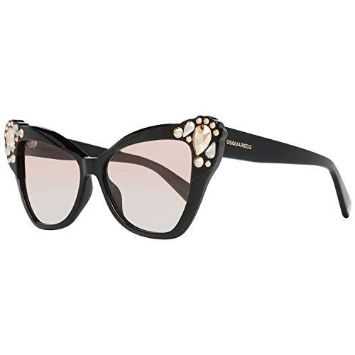 DSQUARED2 DQ0327-05F-53 - mujer Gafas de sol - Black